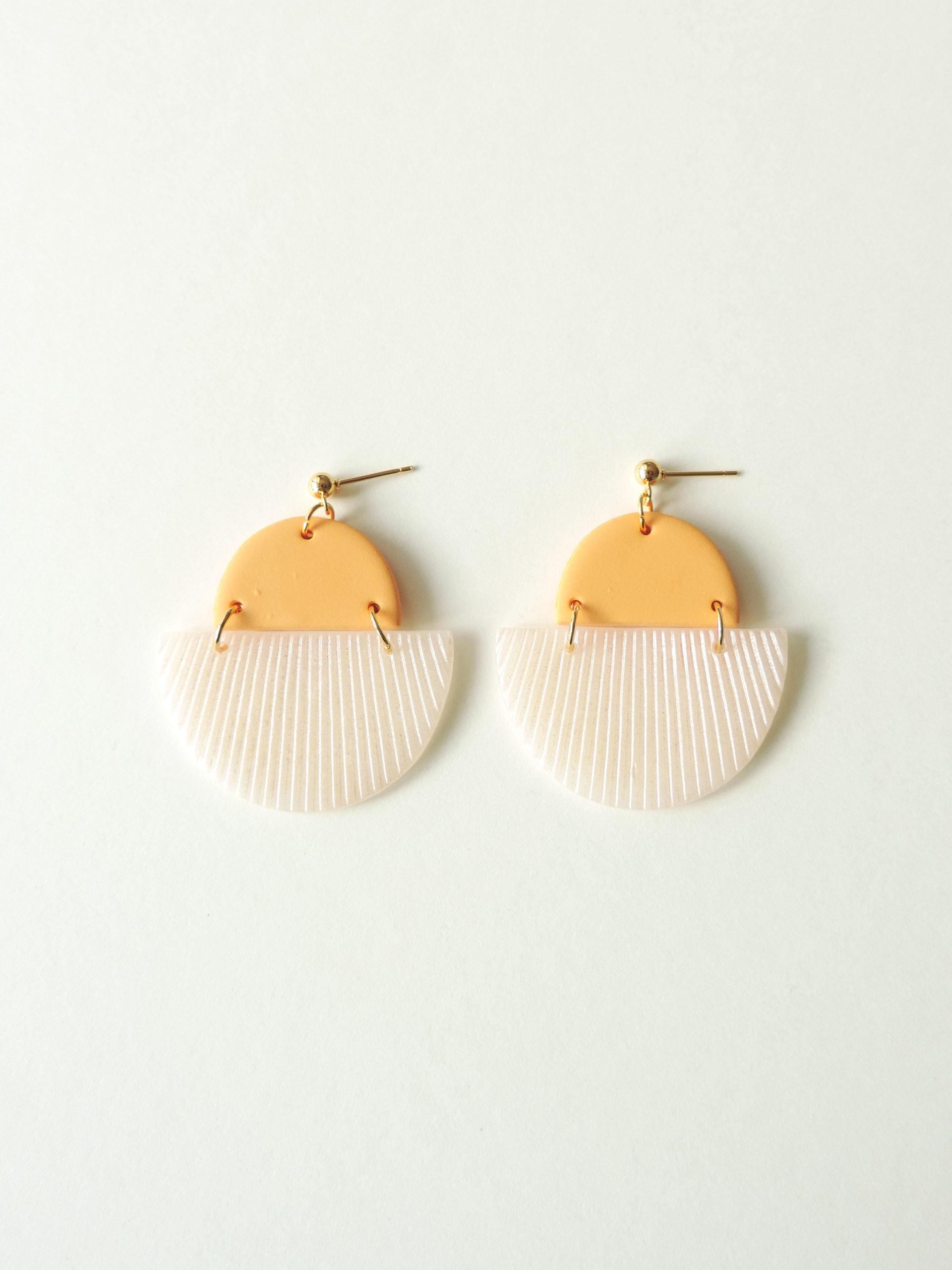 Boucles d'oreilles personnalisables, Kouklaki